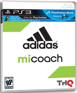 PS3 - miCoach Premium - Move - By THQ