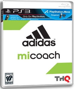 PS3 - miCoach Basic - By THQ
