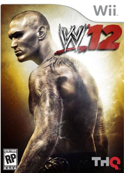 Wii - WWE 12 - By THQ