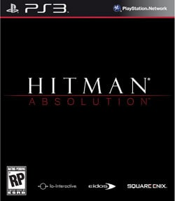 PS3 - Hitman Absolution - By Square Enix