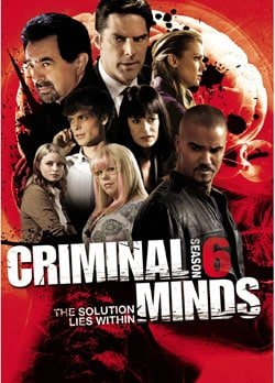 Criminal Minds: Season 6  (DVD)