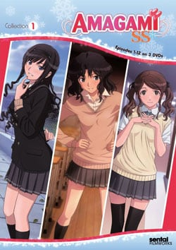 Amagami SS Collectection 1 (DVD)