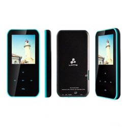 Latte iPearl S Blue 4 GB 1.8-inch LCD MP4 Player