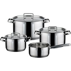 Elo Gamma Stainless Steel 7-piece Cookware Set
