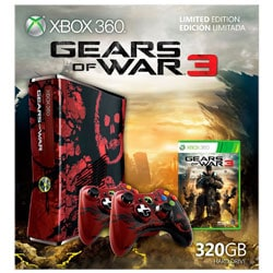 Xbox 360 Gears of War 3 Limited Edition Hardware