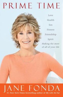 Prime Time by Jane Fonda (Signed Edition) (Hardcover)