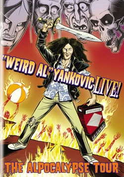 """Weird Al"" Yankovic Live! - The Alpocalypse Tour (DVD)"