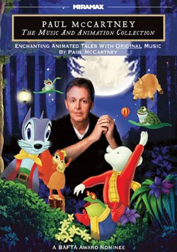 Paul McCartney: The Music and Animation Collection (DVD)