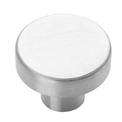 Amerock 1.25-inch Stainless Steel Knobs (Pack of 5)