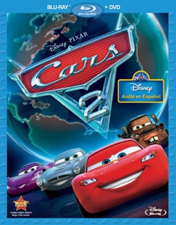 Cars 2 (Spanish Edition) (Blu-ray)