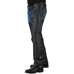 Mossi Unisex Premium Leather Chaps