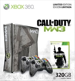 Xbox 360 - Limited Edition Call of Duty: Modern Warfare 3 Console