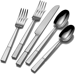 Mikasa Duo 18/0 Stainless Steel 20-piece Flatware Set