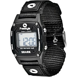 Freestyle Shark Classic 778011 Black Nylon Quartz Watch