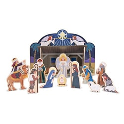 Melissa & Doug Nativity Set 8491567