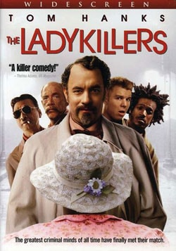 The Ladykillers (WS/DVD) CPV