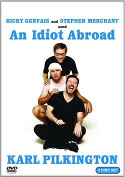 An Idiot Abroad: Season One (DVD)
