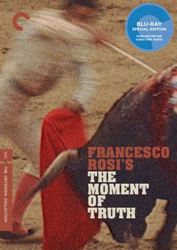 The Moment of Truth - Criterion Collection (Blu-ray Disc) 8517138