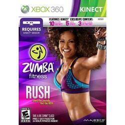 Xbox 360 - Zumba Fitness Rush