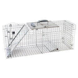 Havahart Collapsible Easy Set Cage Trap Large