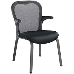 GXO Mid Back Ergonomic Guest Chair