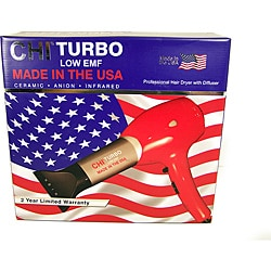 Farouk USA CHI Turbo Hair Dryer