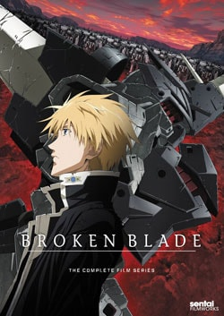 Broken Blade: Complete Collection (DVD)