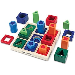 Melissa & Doug Shape Sequence Sorting Set 8601744