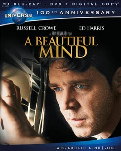 A Beautiful Mind - Universal's 100th Anniversary includes Digital Copy (Blu-ray/DVD)