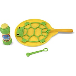 Melissa & Doug Tootle Turtle Bubble Set 8624139