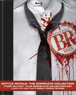 Battle Royale: The Complete Collection DigiBook (Blu-ray/DVD) 8681219