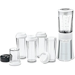 Cuisinart CPB-300 SmartPower 15-Piece Compact Portable Blending/Chopping System 8682854