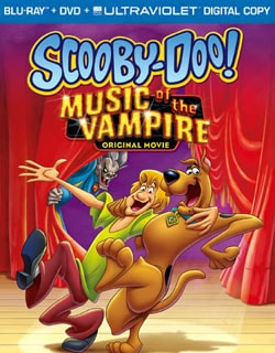 Scooby-Doo! Music of the Vampire (Blu-ray/DVD) 8685138