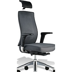 Jesper Office Grey Professional Ergonomic Office Chair