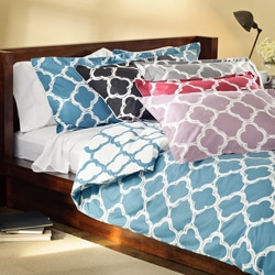 Lyon Duvet Cover Set