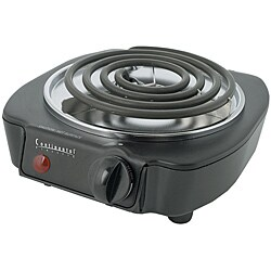 Continental Electric CE23309 1100-Watt Single Burner