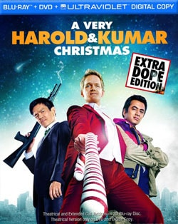 A Very Harold & Kumar Christmas - Extra Dope Edition (Blu-ray / DVD / Ultraviolet)