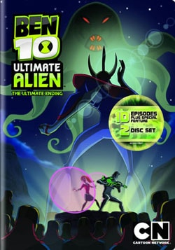 Ben 10 Ultimate Alien: The Ultimate Ending (DVD)