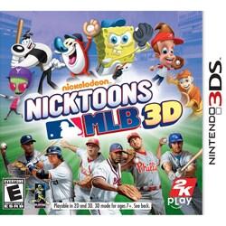 3DS - Nicktoons Mlb 3D