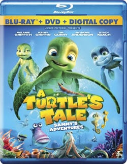 A Turtle's Tale: Sammy's Adventures (Blu-ray)