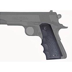 Hogue Colt .45 Finger Grooved Rubber Grip