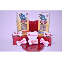 Foppers Gourmet 'Hugs and Kisses' 150-Piece Valentine Gift Set