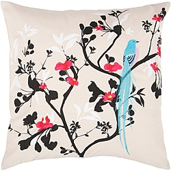 Hobs 22-inch Down Decorative Pillow