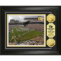 Georgia Tech's Bobby Dodd Stadium Photo Mint