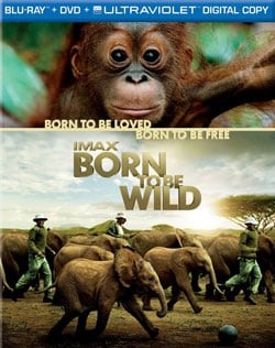 Born To Be Wild (IMAX) (Blu-ray/DVD) 8770841