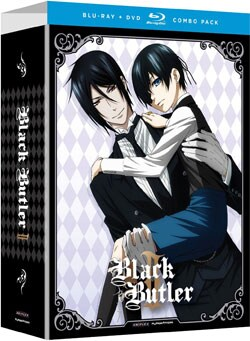 Black Butler: The Complete Second Season (Blu-ray)