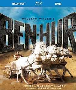 Ben-Hur 50th Anniversary (Blu-ray/DVD) 8791265