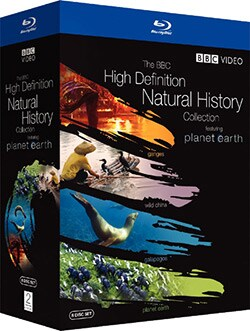 BBC High Definition Natural History Collection 1 (Blu-ray Disc) 8792041