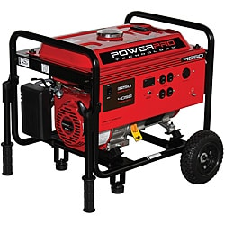 PowerPro Technology 4050 Watt Electric Generator