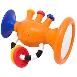 Sassy Trumpet Tunes Musical Toy